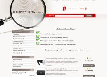 www.detektywistyczny.sklep.pl